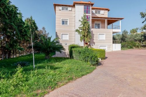 Leuk vakantiehuis Apartment Stilvi 1a in Griekenland