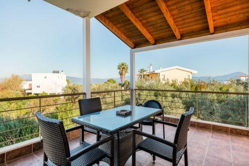 Leuk vakantiehuis Apartment Stilvi 1b in Griekenland