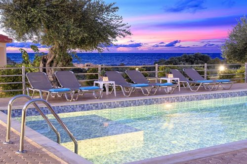 Leuk vakantiehuis Aqua Blue Villas in Griekenland