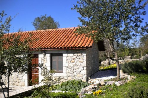 Leuk vakantiehuis Arcadian Stone House in Griekenland