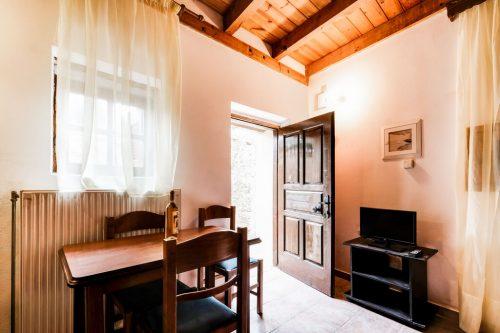 Leuk vakantiehuis Askos Apartment 2 in Griekenland