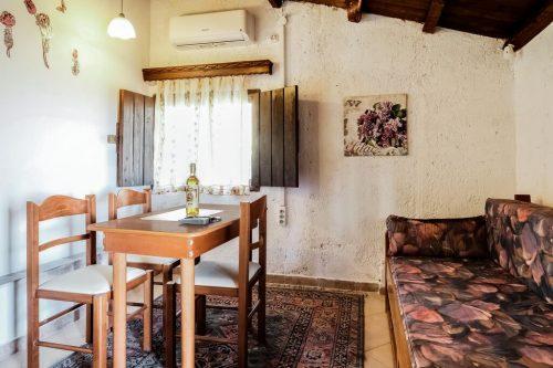 Leuk vakantiehuis Askos Apartment 3 in Griekenland