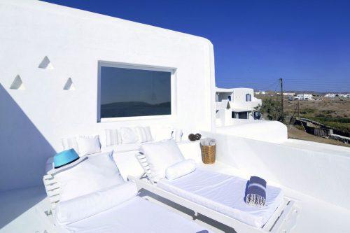 Leuk vakantiehuis Blue Eye Villa in Griekenland