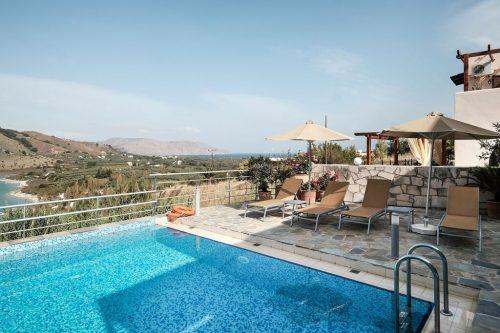 Leuk vakantiehuis Blue Fairy Villa in Griekenland