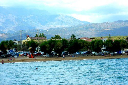 Leuk vakantiehuis Blue Sea Studio in Griekenland