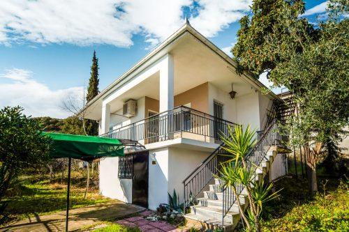 Leuk vakantiehuis Bungalow With Ocean View in Griekenland