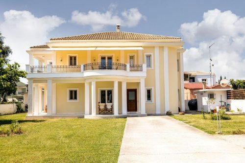 Leuk vakantiehuis Casa Bianca in Griekenland