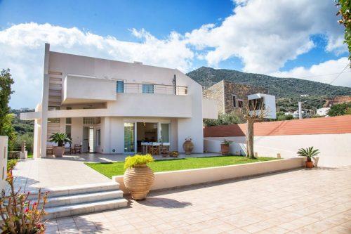 Leuk vakantiehuis Cretan Ivory Villa in Griekenland