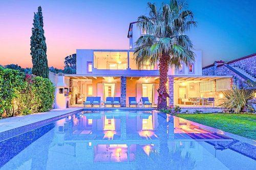 Leuk vakantiehuis Cretan Mansion in Griekenland