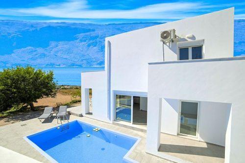 Leuk vakantiehuis Cretan Sunset Villa in Griekenland