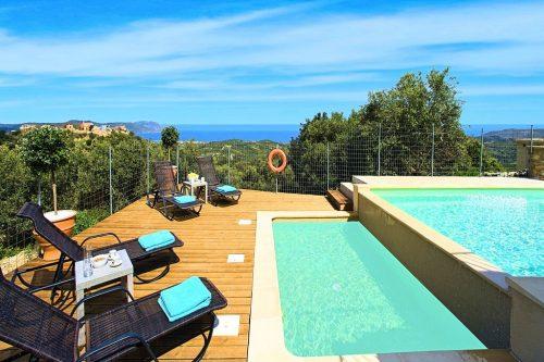 Leuk vakantiehuis Cretan View Villa in Griekenland