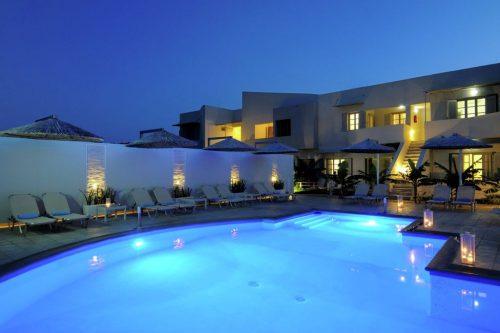 Leuk vakantiehuis Elounda Garden Ground Floor Suite in Griekenland
