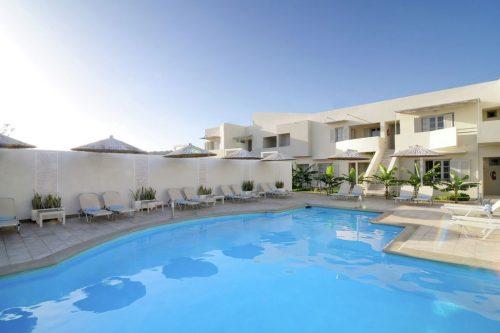 Leuk vakantiehuis Elounda Garden Suite in Griekenland
