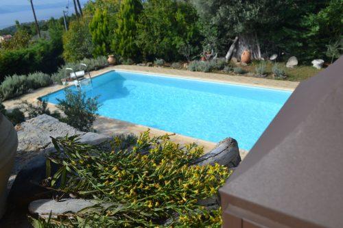 Leuk vakantiehuis Evia Fox House in Griekenland