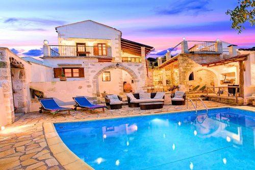 Leuk vakantiehuis Grape Cottage in Griekenland