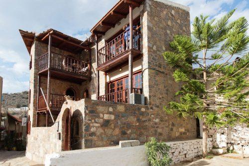 Leuk vakantiehuis House Of Monastery in Griekenland