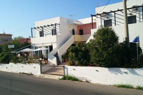 Leuk vakantiehuis Iliaktida Apartments in Griekenland