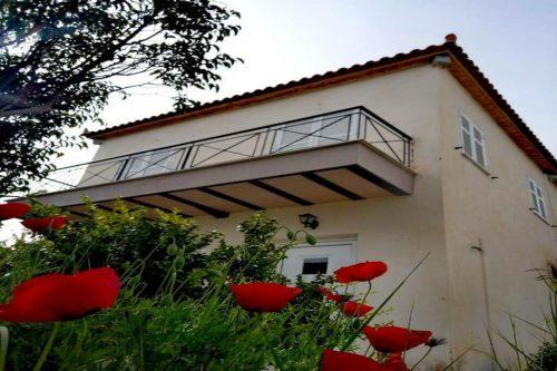 Leuk vakantiehuis Kalloni Villas in Griekenland