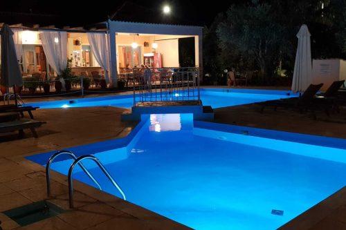 Leuk vakantiehuis Lassia Studio 1 Sea View in Griekenland