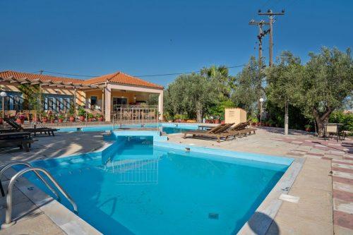 Leuk vakantiehuis Lassia Studio 12 Mit Poolblick in Griekenland