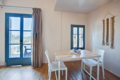 Leuk vakantiehuis Lassia Studio 14 Mit Poolblick in Griekenland