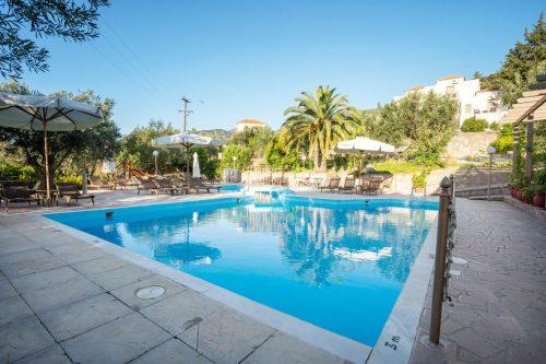 Leuk vakantiehuis Lassia Studio 7 Mit Meerblick in Griekenland