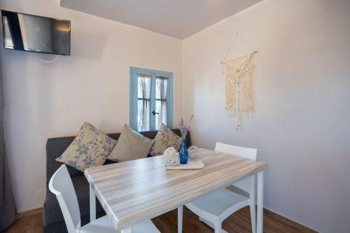 Leuk vakantiehuis Lassia Studio 9 Mit Poolblick in Griekenland
