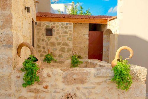 Leuk vakantiehuis Lucas Village House in Griekenland