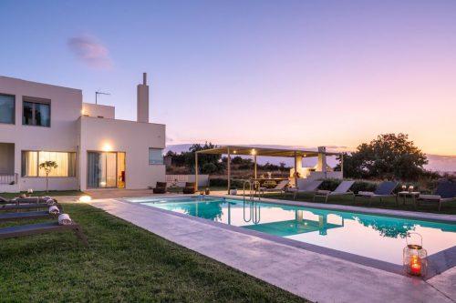 Leuk vakantiehuis Mia Villa in Griekenland