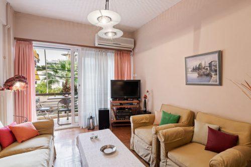Leuk vakantiehuis Modern Flat Near Beach/Marina in Griekenland