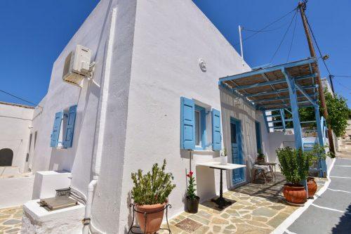 Leuk vakantiehuis Mooi vakantiehuis op Milos bij de zee in Griekenland