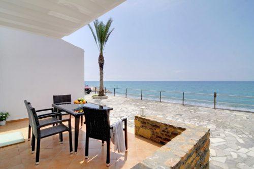 Leuk vakantiehuis Myrtos Mare Seafront Studio in Griekenland