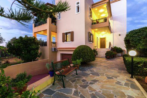 Leuk vakantiehuis Oil Apartment in Griekenland