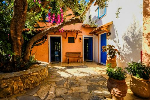 Leuk vakantiehuis Olive Tree Cottage No 1 in Griekenland