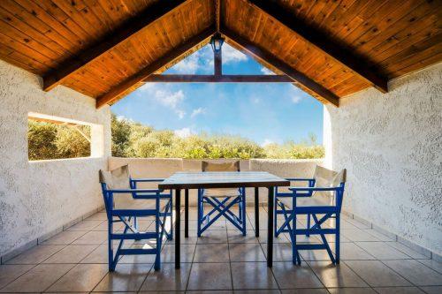 Leuk vakantiehuis Olive Tree Cottage No 3 in Griekenland