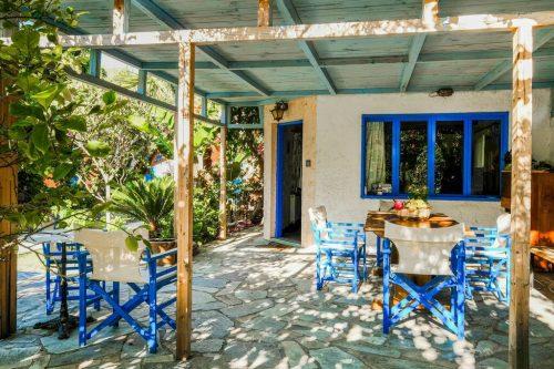 Leuk vakantiehuis Olive Tree Cottage No 4 in Griekenland