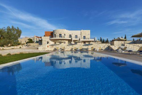 Leuk vakantiehuis Orelia Cretan Villa 2 Persons in Griekenland