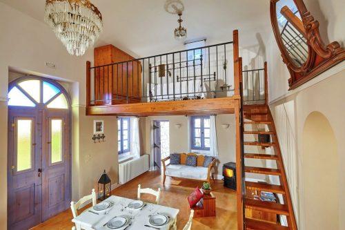 Leuk vakantiehuis Orelia Cretan Villa I 4 Persons in Griekenland