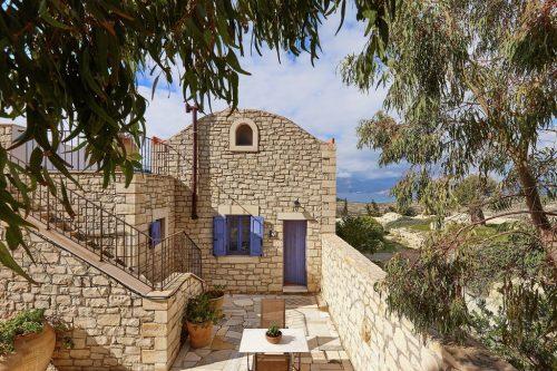 Leuk vakantiehuis Orelia Cretan Villa II 4 Persons in Griekenland