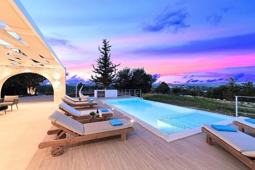 Leuk vakantiehuis Orientem Villa in Griekenland