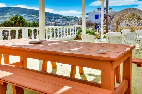 Leuk vakantiehuis Panorama Apartment 1 in Griekenland
