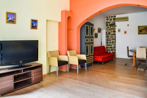 Leuk vakantiehuis Panorama Apartment 2 in Griekenland