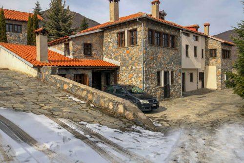 Leuk vakantiehuis Pella 11 in Griekenland