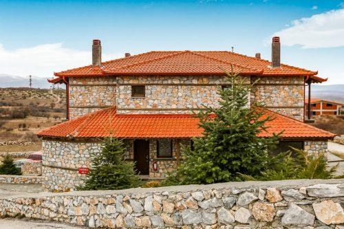 Leuk vakantiehuis Pella 8 in Griekenland