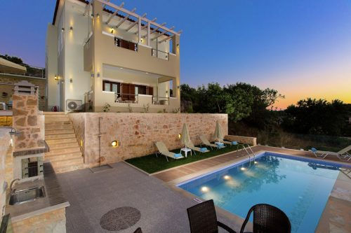 Leuk vakantiehuis Petro Kampos Villa 2 in Griekenland