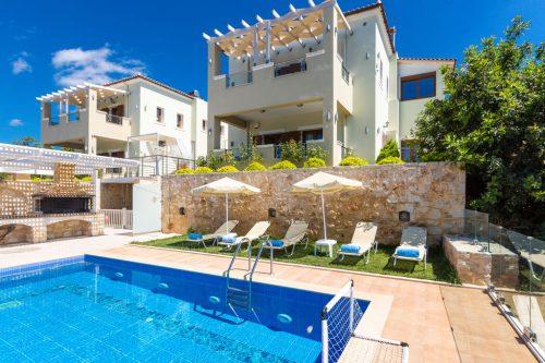 Leuk vakantiehuis Petro Kampos Villa'S in Griekenland