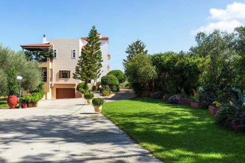 Leuk vakantiehuis Romantic Apartment in Griekenland