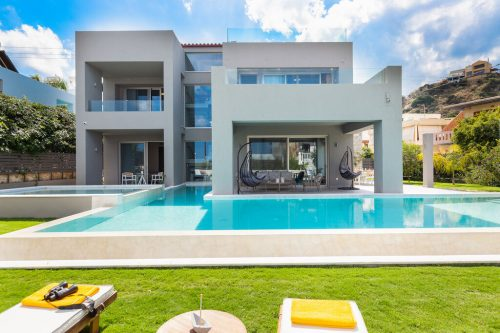 Leuk vakantiehuis Sissy Villa in Griekenland