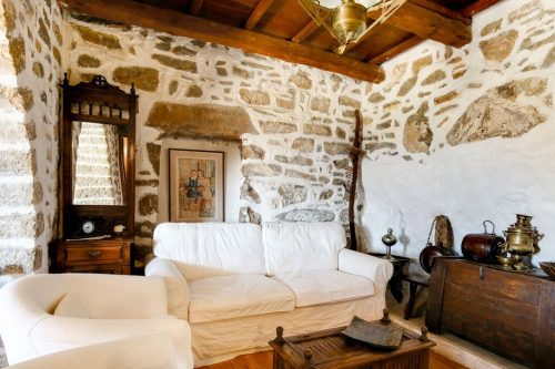 Leuk vakantiehuis Studio Rodia Elounda Traditional Art Suites in Griekenland