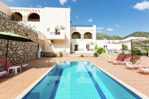 Leuk vakantiehuis Sunlight Villa in Griekenland